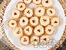 Рецепта Сладки кошнички с ванилов крем